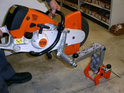 Prototipo cortadora