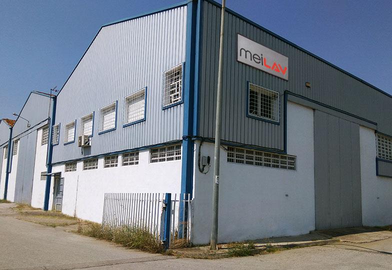 Nuevas instalaciones Meilav